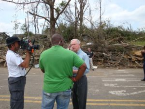 Radio, TV Stations Show Unparalleled Commitment While Covering Ala. Tornadoes