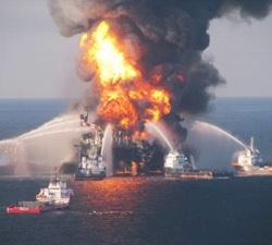 Donna Francavilla, CBS Radio News Reporter, Oil Spil Story